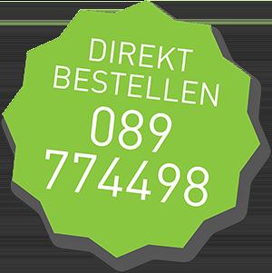 Direkt Bestellen - 089 774498