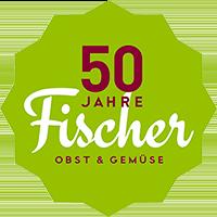 50 Jahre - Fischer Obst & Gemüse